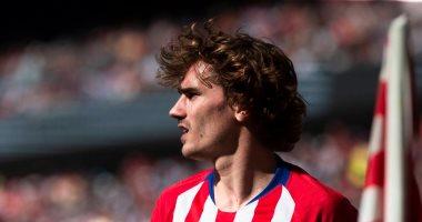 جريزمان يطلب من أتلتيكو مدريد الرحيل إلى برشلونة