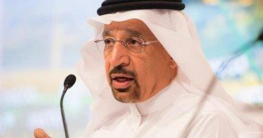 وزير الطاقة السعودى : البيانات الواردة من الولايات المتحدة مازالت تظهر ارتفاع مخزونات النفط