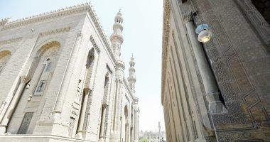 الأوقاف: نقل صلاة الجمعة اليوم من مسجد السلطان حسن بعدد محدود من المصلين