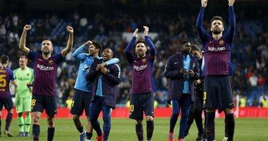 التشكيل الرسمي لمباراة إيبار ضد برشلونة فى الدورى الأسبانى
