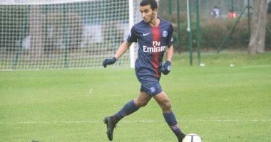 المنتخب الأولمبى يستدعى لاعب باريس جيرمان لمعسكر أوزباكستان