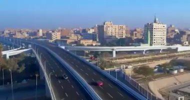 """تقرير """"أبو ظبى الرياضية"""" عن شبكة الطرق المصرية يواصل حصد آلاف المشاهدات"""