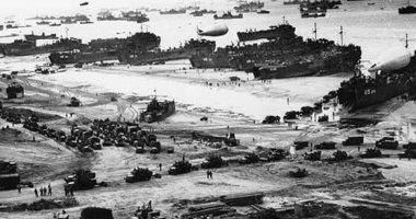 صور تاريخية.. جنود ألمان يستسلمون لقوات أمريكا فى الحرب العالمية الثانية