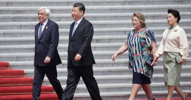 رئيس اليونان فى ضيافة جين بينج.. ومباحثات هامة فى بكين عن قضايا المنطقة