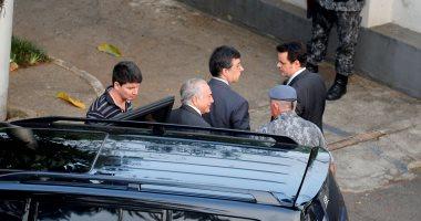 نقل رئيس البرازيل السابق لمقر الشرطة للتحقيق معه فى تهم فساد