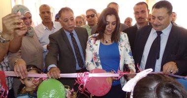 محافظ دمياط تفتتح 3 مدارس بإدارتى كفر البطيخ وكفر سعد بتكلفة 21 مليون جنيه
