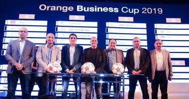 """انطلاق الدورة السادسة عشر لكأس أورنچ للشركات """"Orange Business Cup 2019"""" لكرة القدم"""