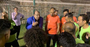 المقاولون العرب يعود للتدريبات 22 يونيو استعدادًا للأهلي