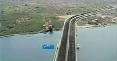 إغلاق كوبرى تحيا مصر لمدة 13 ساعة لإجراء القياسات السنوية للكابلات المعدنية