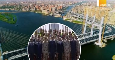 إبراهيم العربى : المشروعات القومية مثل شبكة الطرق والكبارى تطمئن المستثمرين