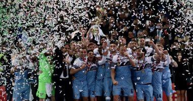فيفا بعد فوز لاتسيو  بكأس إيطاليا: كسر احتكار يوفنتوس للقب أربع مواسم