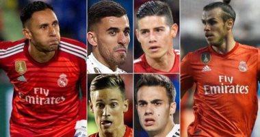 ريال مدريد يبحث عن وجهات جديدة لـ 14 لاعبا