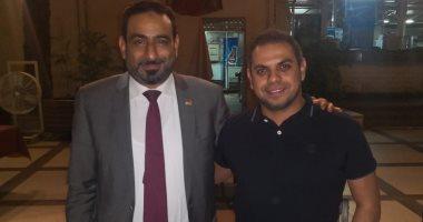 كريم حسن شحاتة مديرا للكرة بنادى الترسانة