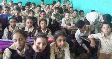 شكاوى من تكدس الطلبة بمدارستين فى كفر الشيخ