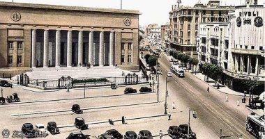 """""""صورة نادرة من 80 سنة"""".. شاهد دار القضاء العالى فى الأربعينيات"""