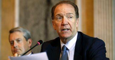 رئيس البنك الدولى: جائحة فيروس كورونا توسع فجوة عدم المساواة