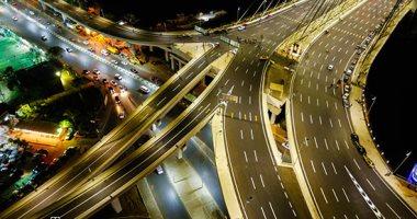 المرور تعيد فتح كوبرى تحيا مصر بعد انتهاء الصيانة