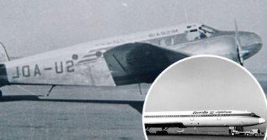 """صور..  56 عاماً على إنشاء مطار القاهرة.. من قاعدة جوية عسكرية إلى بوابة مصر الأولى.. حمل اسم """"باين فيلد"""" أول طيار أمريكى قُتل فى الحرب العالمية الثانية.. ثم مطار """"فاروق الأول"""".. وافتتحه عبد الناصر فى 1963"""