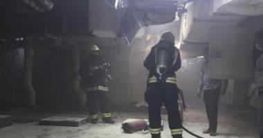 صحيفة سعودية: حريق بفندق فى المدينة المنورة وإخلاء 35 نزيلاً -