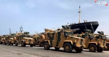 مسئول بالجيش الليبى: تركيا تستعد لاقتحام خط سرت والجفرة وسيتلقون هزيمة نكراء