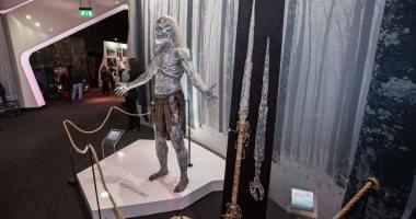 جولة داخل متحف Game of Thrones قبل ختام الموسم الثامن والأخير × 30 صورة