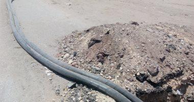 صورة إحالة عاطل للمحاكمة بعد سرقته كابلات كهربائية بمدينة نصر