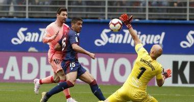 تعادل إيبار ضد برشلونة 2 - 2 فى ختام الدوري الإسباني.. فيديو