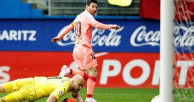 ميسي هداف الدوري الإسباني للمرة السادسة.. والأكثر تتويجا فى التاريخ
