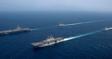البحرية الأمريكية وشركة بوينج تجريان تجارب على مقاتلات بدون طيار