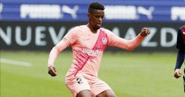 إيبار ضد برشلونة.. البارسا يكشف عن إصابة مدافعه سيميدو