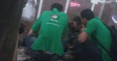 فريق أطفال بلامأوى بالسويس ينقذ مشردا وينقله لدار رعاية