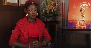 ميمونة ندياى: أقدم فى السينما قضايا لا يمكن للأقليات التعبير عنها