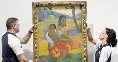 5 لوحات فن تشكيلى قيمتها 24 مليار جنيه مصرى..  صور