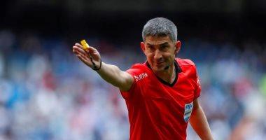 صافرة مابينكو تدير نهائى كأس ملك إسبانيا بين برشلونة وفالنسيا