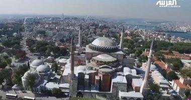 """الكنيسة الروسية: أردوغان تجاهل أصوات ملايين المسيحيين في قضية """"آيا صوفيا"""""""