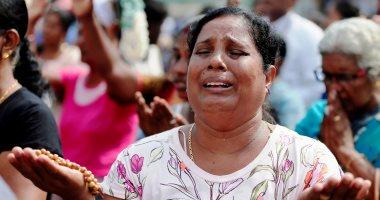 صلوات وشموع فى ذكرى مرور شهر على تفجيرات سريلانكا الانتحارية