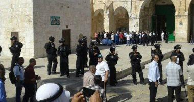 متطرف يهودى يقود اقتحاما جديدا للأقصى تحت حماية قوات الاحتلال الإسرائيلى
