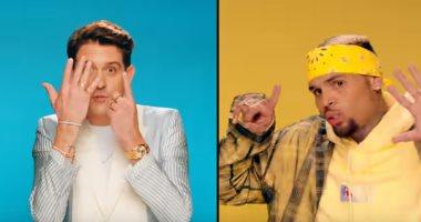 فيديو.. نيكى ميناج وكريس براون وG-Eazy يطلقون كليب Wobble Up