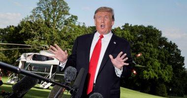 ترامب يعتزم إرسال 1500 جندى أمريكى إلى الشرق الأوسط