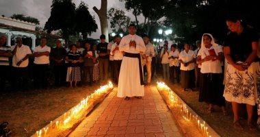 صور.. تأبين ضحايا سريلانكا بعد مرور شهر من أحداث الأحد الدامى