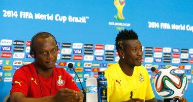 رسميًا.. أسامواه جيان يقود قائمة غانا فى كأس أمم أفريقيا 2019