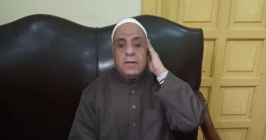 رحلة الشيخ السعدنى.. فقد بصره منذ الصغر وأصبح أشهر مُقرىء بالإسكندرية (صور)