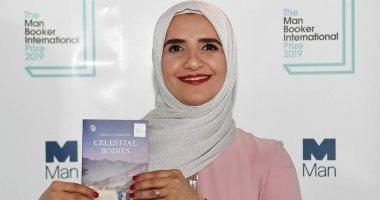 """حفل مان بوكر وفوز """"سيدات القمر"""".. أول رواية عربية تفوز بالجائزة × 25 صورة"""