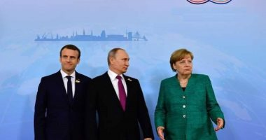 """الكرملين: بوتين وميركل وماكرون لم يناقشوا """"صيغة نورماندى"""" بشكل ملموس"""