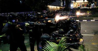 الشرطة الأندونيسية - أرشيفية