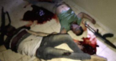مقتل عنصرين إجراميين فى تبادل إطلاق نار مع الأمن بالدقهلية