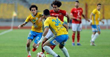 صور.. الأهلي ضد الإسماعيلي.. نشاط للدراويش والأهلي يفرض التعادل بعد 30 دقيقة
