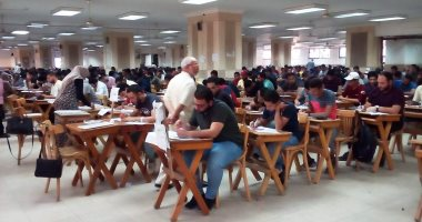 جامعة عين شمس ترفع درجة الطوارىء لتأمين أعمال الإمتحانات