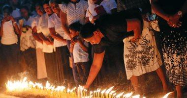 تأبين ضحايا سريلانكا بعد مرور شهر من أحداث الأحد الدامى