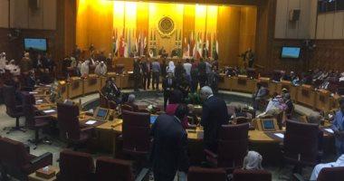 بدء حفل إطلاق جائزة التميز الحكومى العربى فى مقر جامعة الدول العربية (صور)